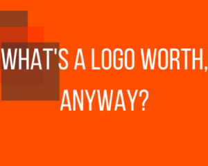 what's a logo worth